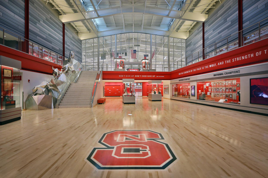 : Sports Facilities : Jim Sink Photography